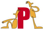 Männchen mit Buchstabe P, Philosophie Sozialteam